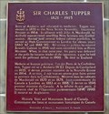 Image for CNHP - Sir Charles Tupper - Amherst, NS