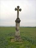 Image for Christian Cross - Smolnice, road to Brloh, Czechia