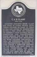 Image for C.A.D. Clamp