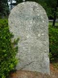 Image for Milestone - Boston 35, Springfield 65, Albany 165 - 1767 Milestones - Shrewsbury, MA