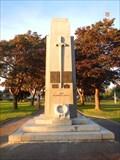 Image for War Memorial Cenotaph - Prince Rupert