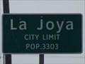 Image for La Joya TX - Pop. 3,303