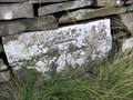Image for Cut Mark near summit of Black Hill in Rossendale