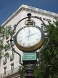 Image for La Boutique Suisse Clock - Budapest - Hungary