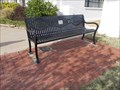 Image for Lucille Page Bench - Sand Springs, OK