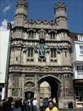 Image for Christ Church Gate - Canterbury, Kent, England, UK
