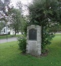 Image for Memorial plaque on Stone - Oxford, NY