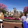 Image for Disneyland - Partner's Statue - Anaheim, CA