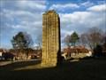 Image for osamelý pilír / solitary column, Klášterní Skalice, Czech republic