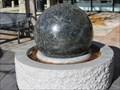Image for John F. Drescher Fountain, aka Granite Ball, University of Colorado - Boulder, CO