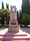 Image for War memorial clock - Balingup, Western Australia