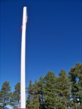 Image for Williams flagpole east - Williams, Arizona