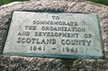 Image for 100 Years of Development - Scotland County - Memphis, MO