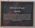 Image for Minden Park