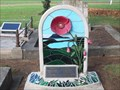 Image for Mosaic Gravestone - Flat Bush, Auckland, New Zealand