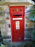Image for Victorian Post Box The Plantation Garden Norwich