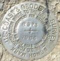 Image for U.S. Coast & Geodetic Survey R 973 Benchmark - Gorman, CA