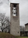 Image for Glockenturm Friedhof Römerschanze Reutlingen, Germany, BW