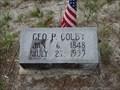 Image for George P. Colby - Lake Helen, Florida, USA