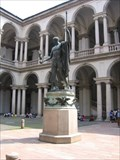 Image for Statue of Napoleon at the Pinacoteca di Brera - Milan, Italy