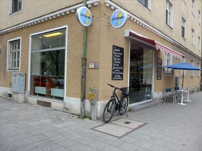 Cafè Colombo - München, Bayern, Germany