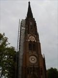 Image for Bell Tower Bürgermeister-Smidt-Gedächtniskirche, Bremerhaven, Bremen, Germany