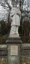 Image for Statue des hl. Johannes von Nepomuk in Neumarkt/Oberpfalz