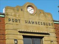 Image for Old Post Office Clock - Port Hawkesbury, NS