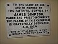 Image for James Simpson - Charlottetown, PEI