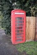Image for Red Telephone box - Norton Juxta Twycross, Leicestershire, CV9 3QA