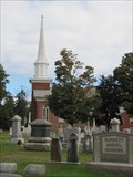 Image for New Pittsgrove Presbyterian Church Cemetery - Daretown, New Jersey