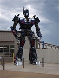 Image for Optimus Prime - Stillwater, OK