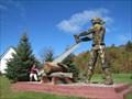 Image for World's Largest Lumberjack
