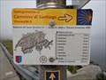 Image for Way Marker San Gottardo, TI, Switzerland