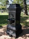 Image for Underhill Park Fountain - Mays Landing (Hamilton Twp.), NJ