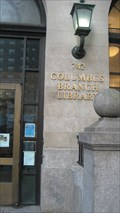 Image for Columbus Branch Library, New York City, NY