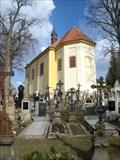Image for Kostel Božího Tela (Pocátky) - okres Pelhrimov, CZ