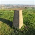 Image for O.S. Triangulation Pillar - Hill of Tarvit, Fife