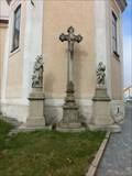 Image for Churchyard cross - Zeletava, Czech Republic