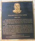 Image for WILLIAM (UNCLE BILL) LEWIS