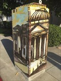 Image for Old Schoolhouse Utility Box - Pasadena, California