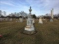 Image for Hein Ahrens - Riverside Cemetery, Attica, IN
