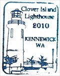 Image for Clover Island Lighthouse in Kennewick Washington