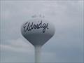 Image for Eldridge Water Tower, Eldgridge Iowa.