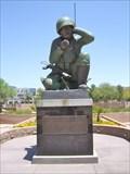 Image for Navajo Code Talkers - Wesley Bolin Memorial Park - Phoenix, AZ