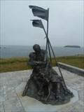 Image for Unveiling of The Sealers Memorial - Elliston, Newfoundland and Labrador