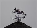 Image for Train Weathervane - Peterborough, Ontario, Canada