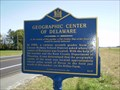 Image for Geographic Center of Delaware - Kent County, Delaware