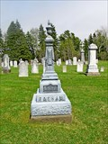 Image for Foshay Headstone - Lower Cape, NB