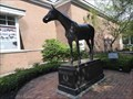 Image for Statue Of Seabiscuit - Saratoga Springs, NY
